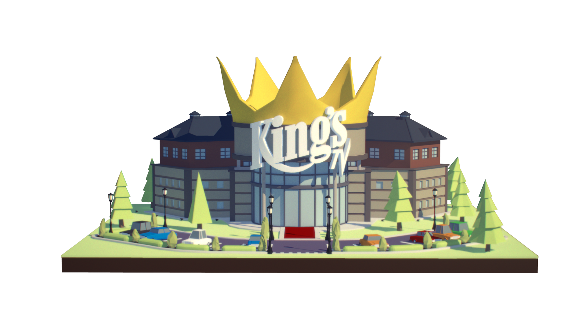 KingsTV Main building picture