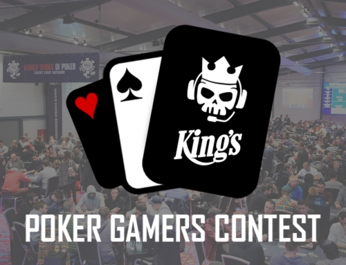 Gamers Contest | KING'S CASINO