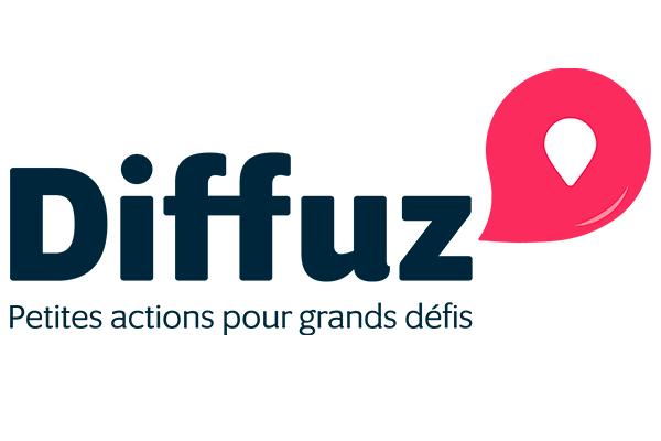 Logo Diffuz'